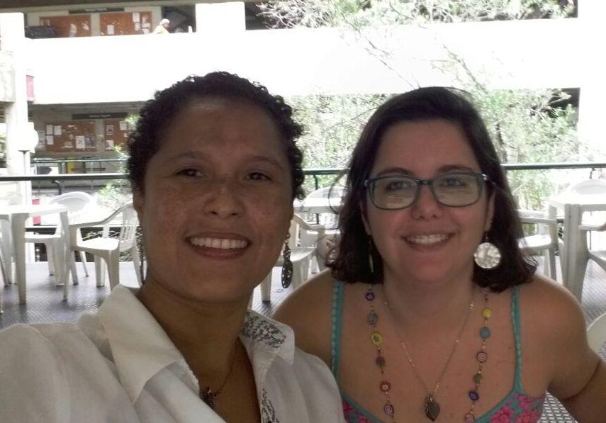Gabrielle e Lorena