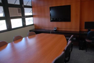 Sala de videoconferência